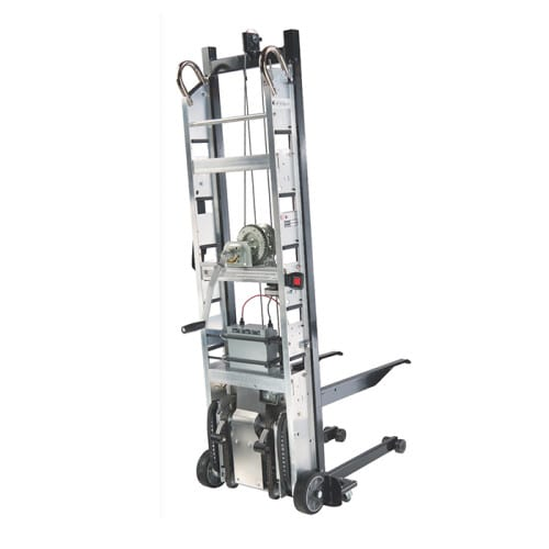 Hand truck stair climbing 1200 rentals unlimited for Motorized stair climbing dolly rental