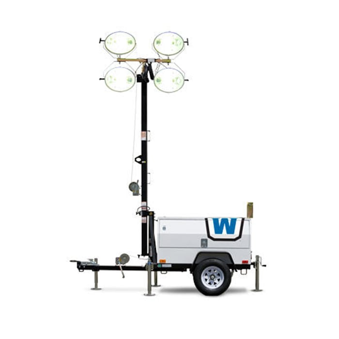 Light Tower Hire Canberra: Light Tower, Diesel Tow