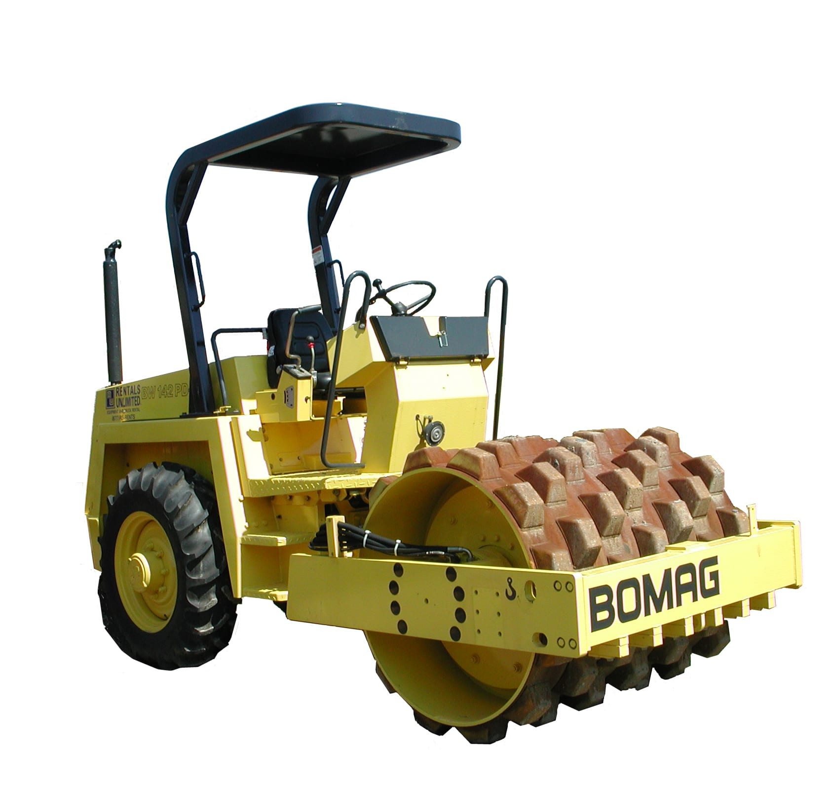 Compaction Rentals Unlimited