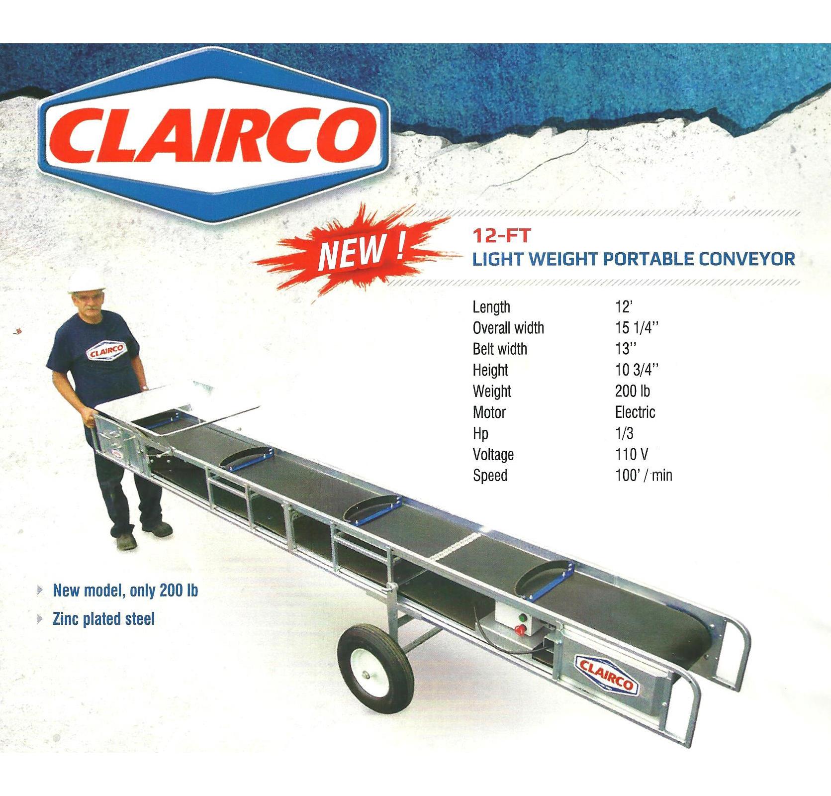 Portable Conveyor - Rentals Unlimited