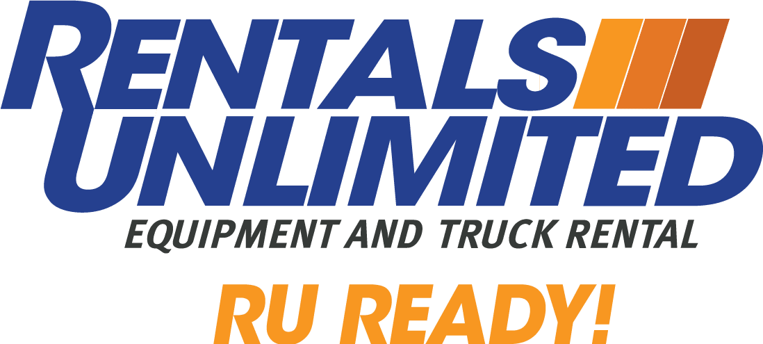 rentals unlimited equipment and truck rental 877 ru rents